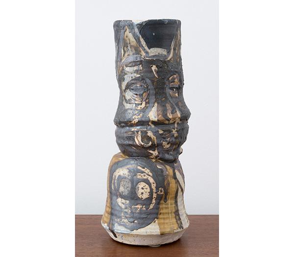 Roger Herman #9 Brown Vase