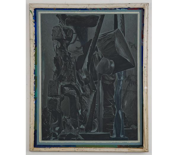 Ian Tweedy Milanese Nocturne III