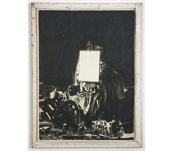 Ian Tweedy Abstraction