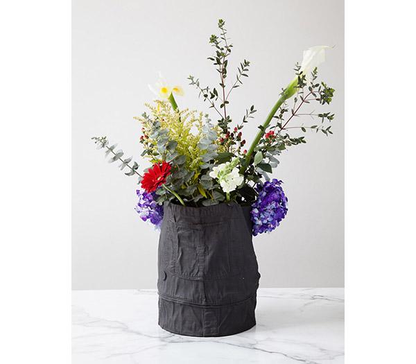 Ry Rocklen Barrel Chested Vase